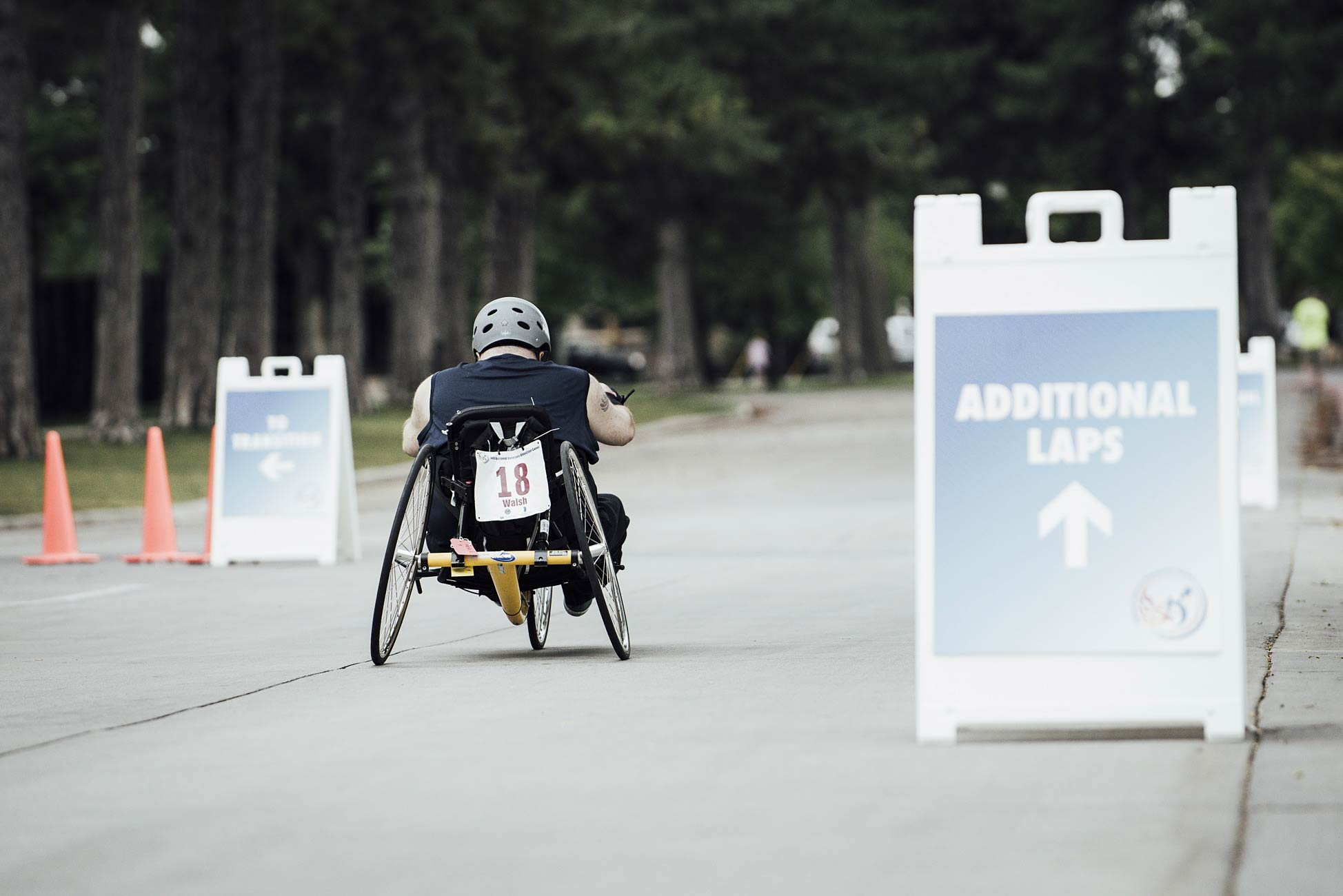 2016 National Veterans Wheelchair Games